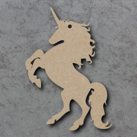 Unicorn Blank Craft Shapes