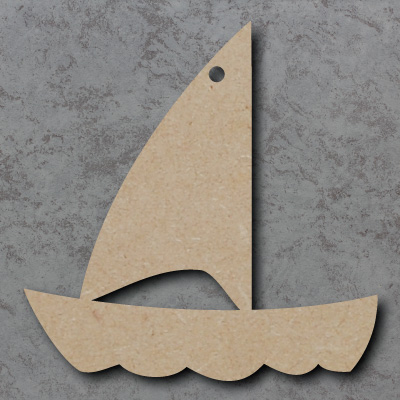 Yacht mdf Craft Shapes