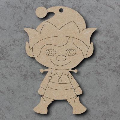 Elf Craft Shapes