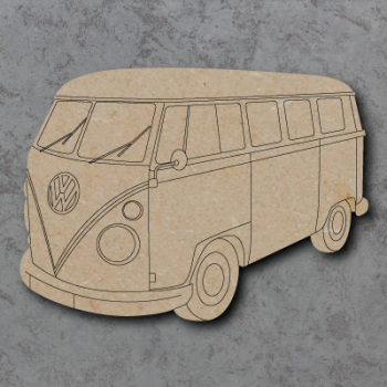 Camper Van Craft Shapes