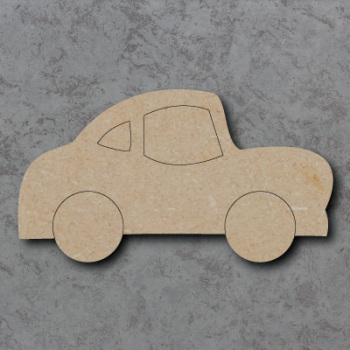 Car B Craft Shapes