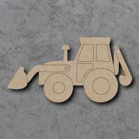 Digger Craft Shapes