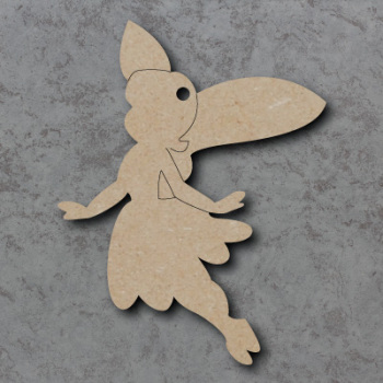 Fairy D Craft Shapes