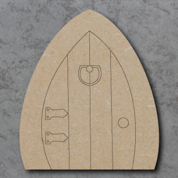 Fairy Door A Craft Shapes