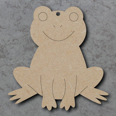 Frog B - Front Profile