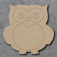 Owl Craft Shapes