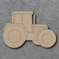 Tractor Craft Shapes