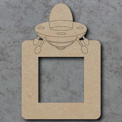 Spaceship Lightswitch Surround