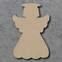 Angel 02 Blank Craft Shapes