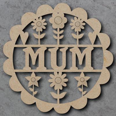 Mum Sign