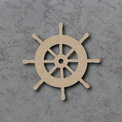 Wheel mdf Craft Shapes