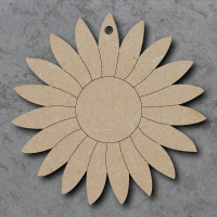 Daisy Detailed Craft Shapes
