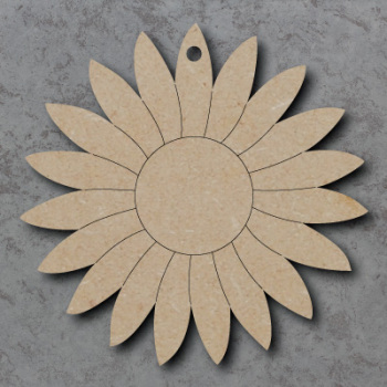 Daisy Craft Shapes