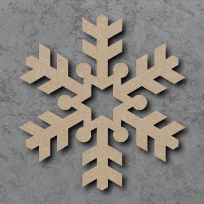 Snowflake Craft Shapes