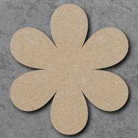 Flower 02 Craft Shapes
