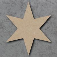 Star 03 Blank Craft Shapes