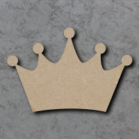Tiara Blank Craft Shapes