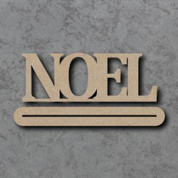Noel Freestanding Craft Sign