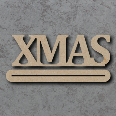Xmas Craft Sign