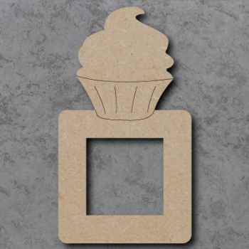 Cupcake Lightswitch Surround