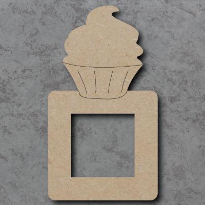 Cupcake Lightswitch Surround