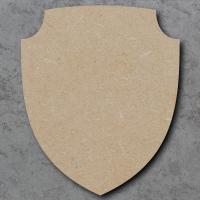 Shield 02 Blank Craft Shapes