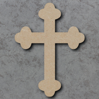 Cross 01 Blank Craft Shapes