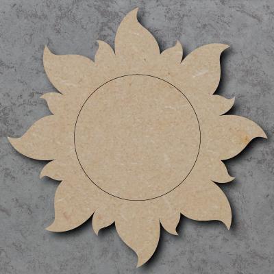 Sun Craft Shapes