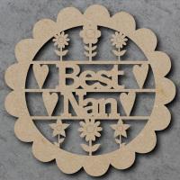 Best Nan Flower Sign