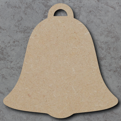 Bell Wooden Craft Shapes