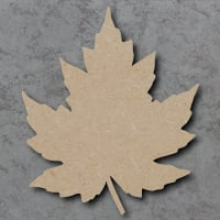 Leaf 01 Blank Craft Shapes