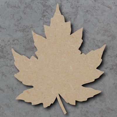 Leaf Wooden Craft Shapes