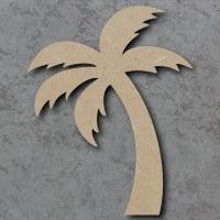 Palm Tree Blank Craft Shapes
