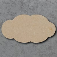 Cloud 02 Blank Craft Shapes