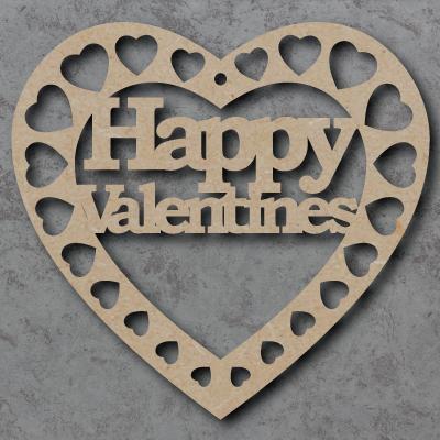 Happy Valentines Heart 01