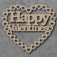 Happy Valentines Heart 02