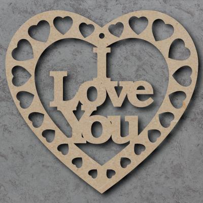 I Love You Heart 01