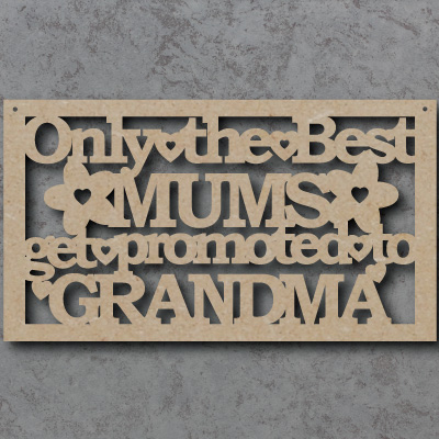 Only the best sign...mums, mummys, moms etc