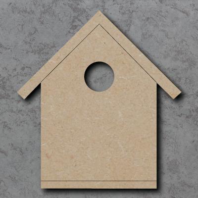 Bird Box Craft Shape