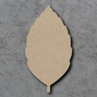 Leaf 02 Craft Shapes