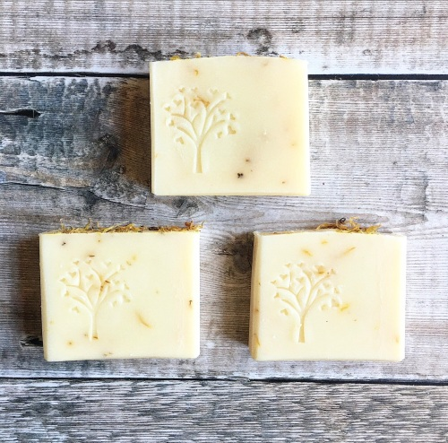 Happiness ~ luxury vegan soap bar