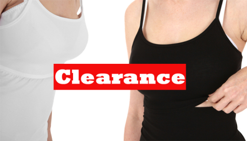 Clearance Breastfeeding Vests