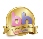 Bizzie Baby Award Gold