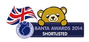 BANTA logo 2014 shortlisted