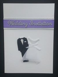 Bride & Groom with Ribbon