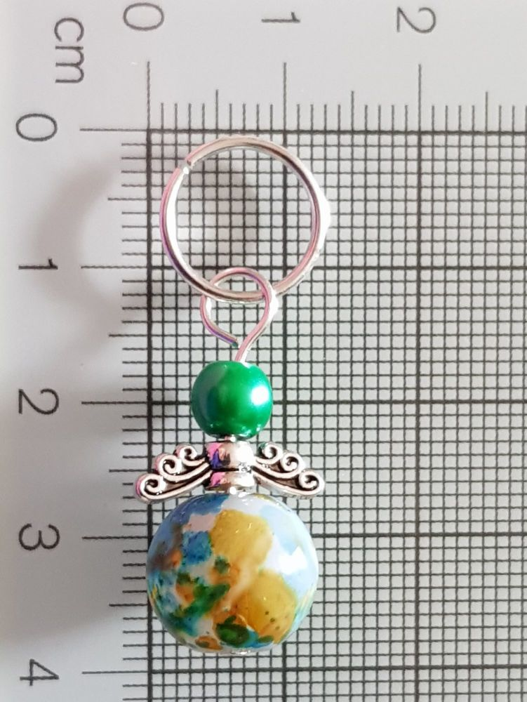 Stitch Markers for Knitting and Crochet - (Jadel)