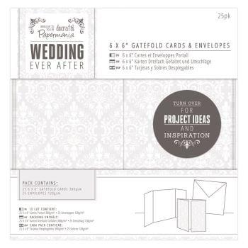 Wedding Invitation Pack - Gatefold