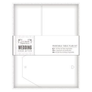 Printable Table Plan Kit