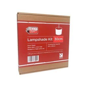 30cm drum lampshade making kit