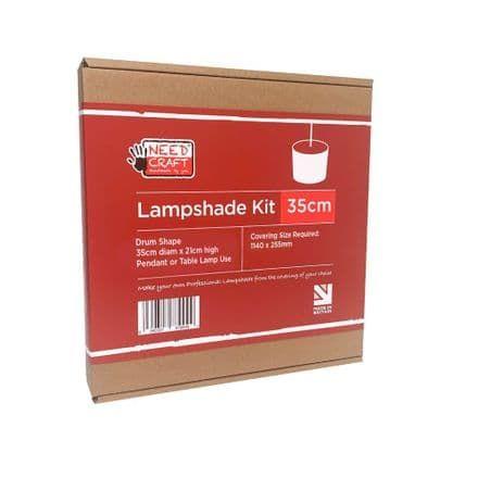 35cm drum lampshade making kit